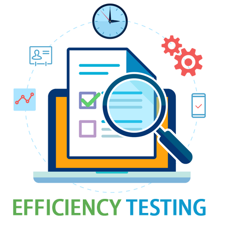 Efficiency Testing