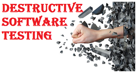 destructive software testing image