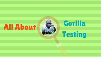 What is Gorilla Testing?